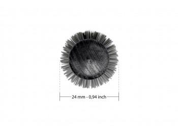 SPAZZOLA PROFESSIONALE CERAMIK DIAMETRO 24 MM-1304210012-037