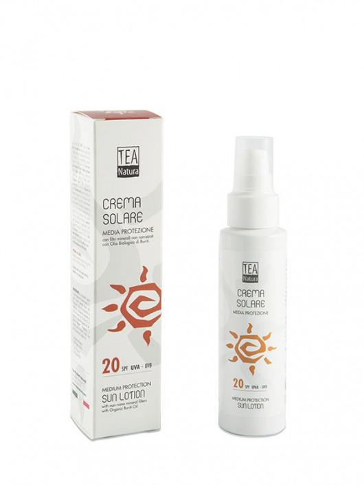 Crema Solare SPF 20-3554-30