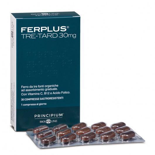 FERPLUS TRE-TARD 30 MG-291020002-31