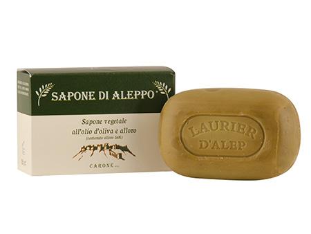 SAPONE DI ALEPPO AL 16% DI OLIO DI ALLORO-1551-30