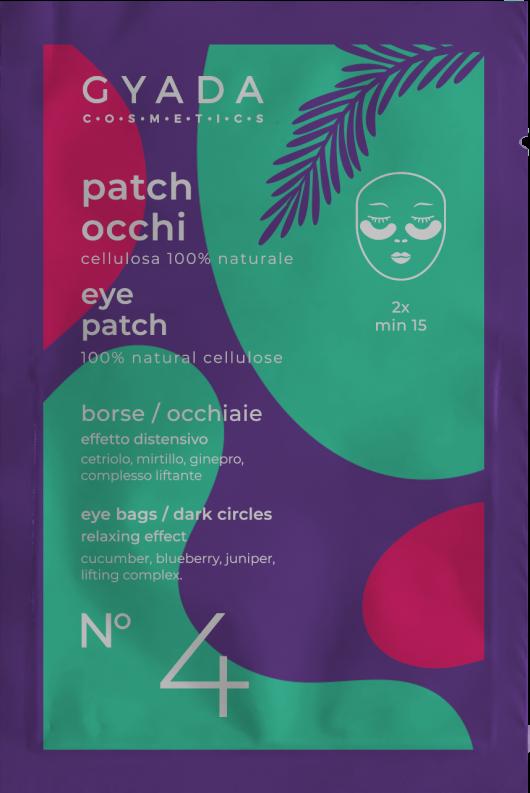 PATCH OCCHI BORSE OCCHIAIE N.4-3848-30
