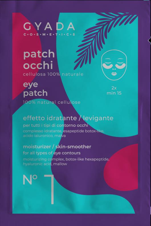 PATCH OCCHI IDRATANTI E LEVIGANTI N.1-3849-30