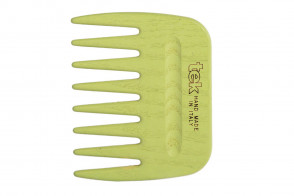 PETTINE AFRO - LIME